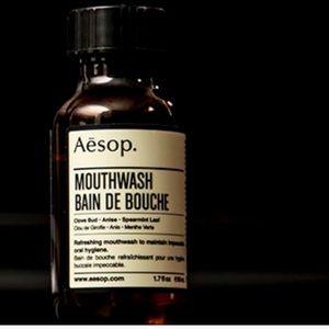 aesop Makeup - NWT Aesop Travel Size Mouthwash Bain de Bouche 1.7